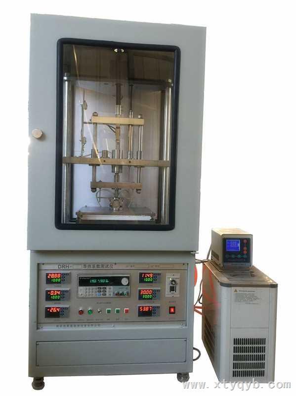 凯发国际平台DRH-ZD-300导热系数测试仪(自动加压,自动测厚规格)