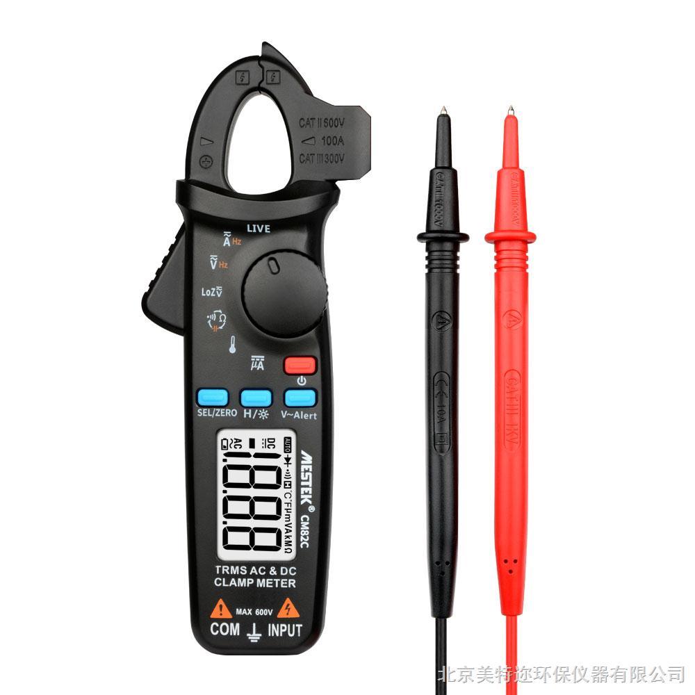 CM82A数字钳形表交流电流表厂家直销