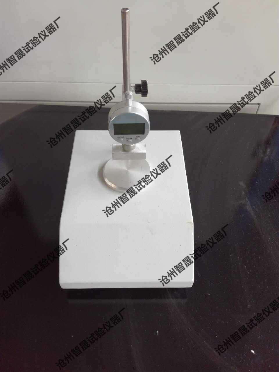 土工膜毛糙高度測定儀-製造標準-GB/T17643