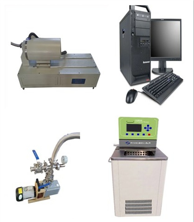 湘潭凯发国际平台BRR-DW低温比热容测试仪、比热容测定仪