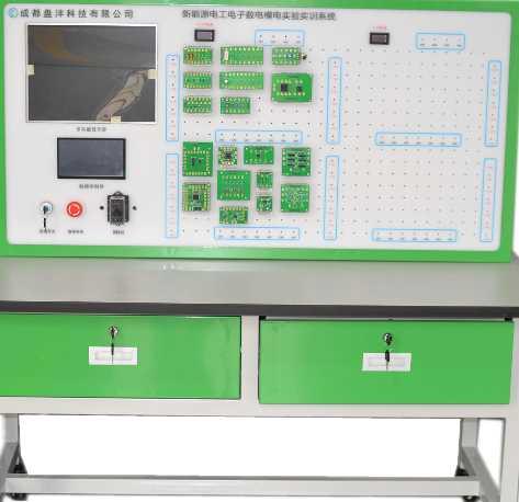 新能源汽车电工电子数电模电实验实训系统