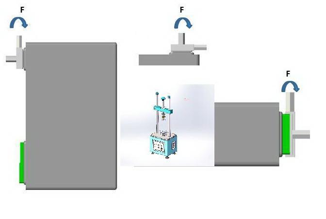 电芯极柱扭力试验机