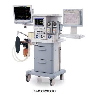迈瑞WATO EX-55\WATO EX-65麻醉机参数型号大全