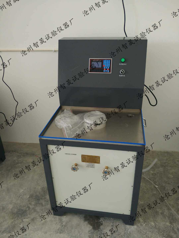 遇水膨胀止水胶抗水压试验机-检验标准-JG/T312