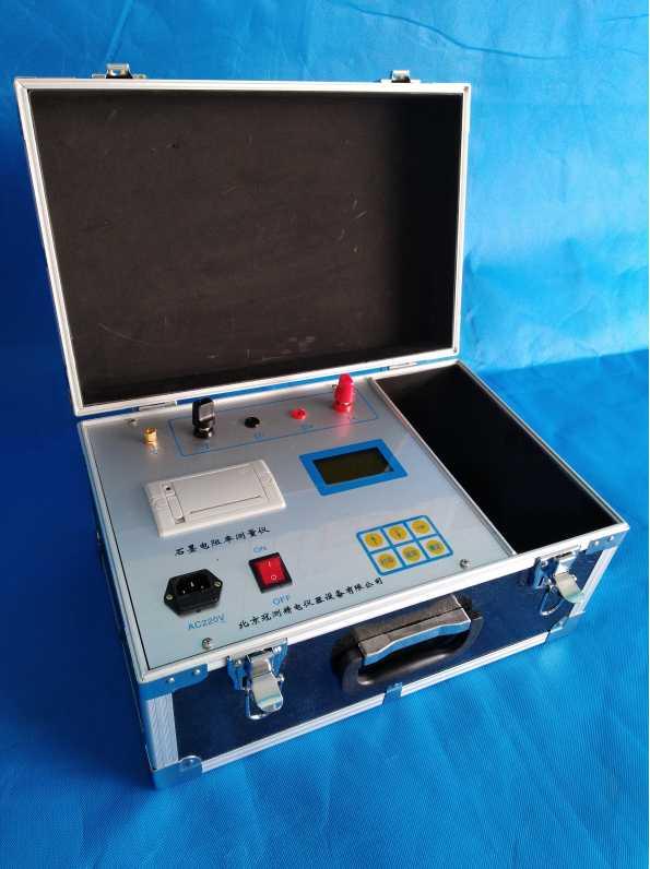 金属电阻率测定仪