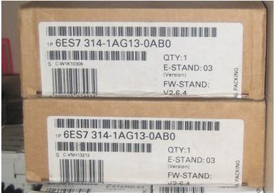 西门子控制器313-6CG04-0AB0--控制器