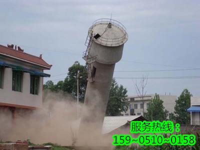 珠海水塔拆除的价格怎么算?