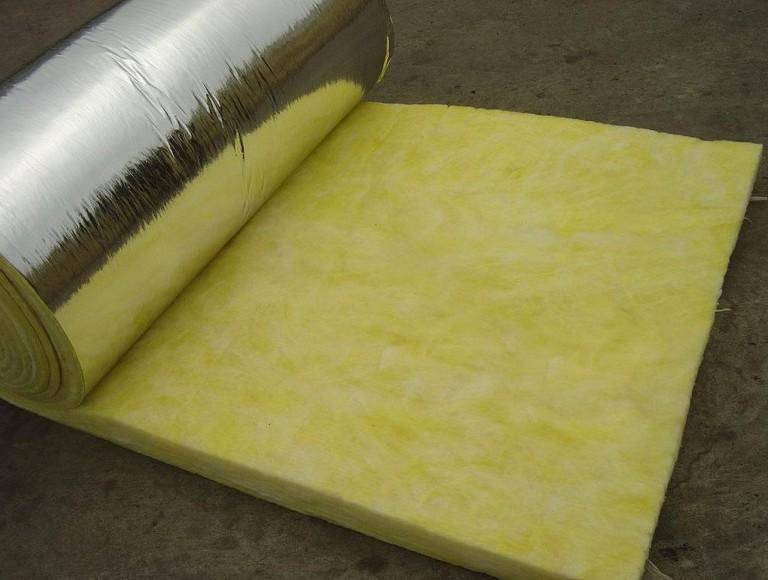 大量供应防冻保温玻璃棉卷毡,超细玻璃棉卷毡厂家@公司新闻