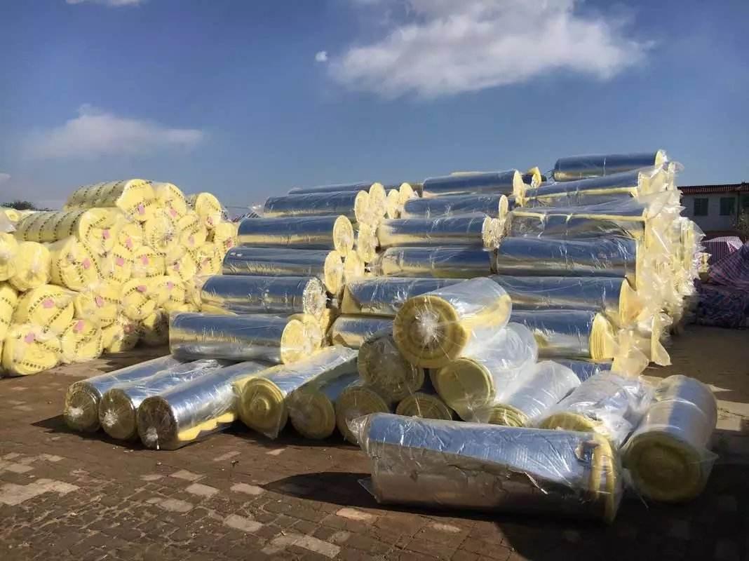 防冻离心玻璃棉毡厂家、容重、规格、型号、尺寸@公司新闻