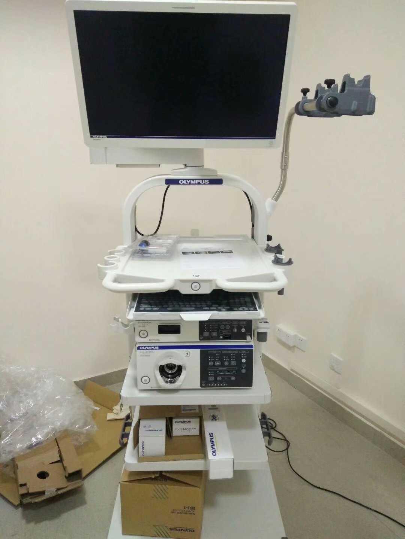 奥林巴斯ESG-100高频电烧装置-盛世达医疗