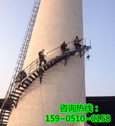 东莞烟囱安装折梯公司―技术专业