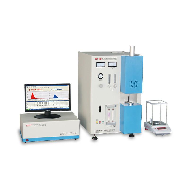 碳硫仪器, 红外碳硫分析仪杰博厂家直销