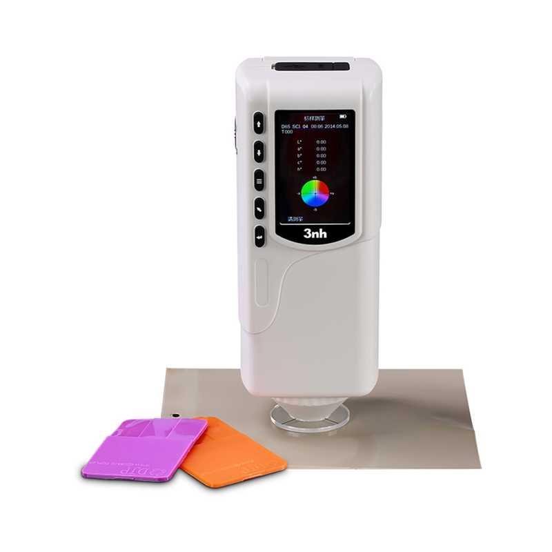 PVC塑料色差仪NR60CP