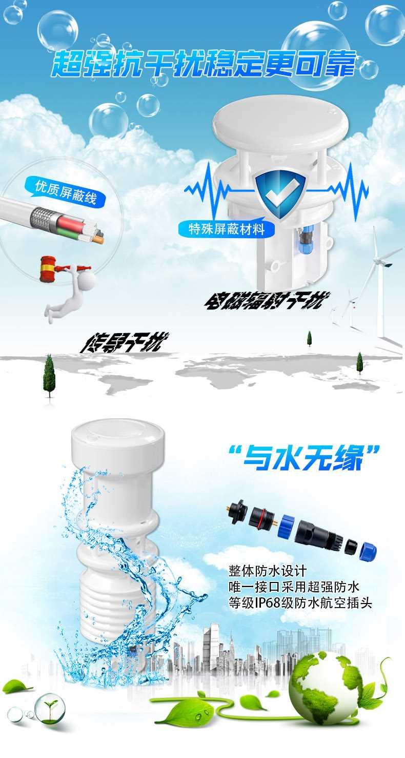 大气网格气象站-仪器资讯