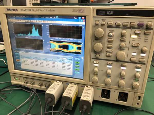 DSA71254 示波器租赁Tektronix(泰克科技) DSA71254 12.5G高速示波器 租赁 测试服务