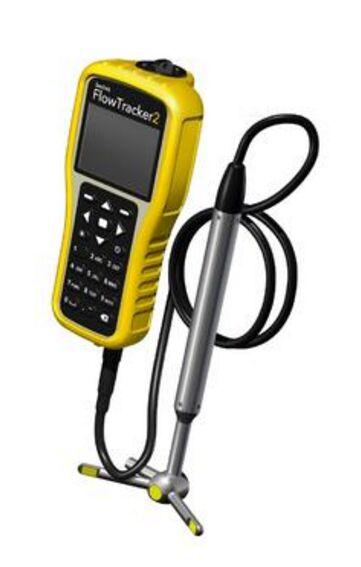美国YSI FlowTracker2手持多普勒流速仪