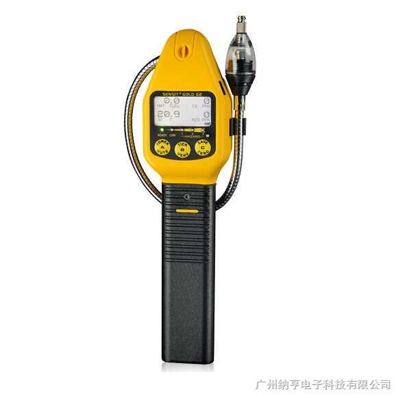 美国杰恩sensit  SSG CGI G2全量程燃气泄漏巡检仪