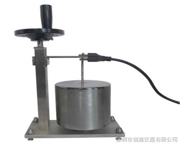 GB2099.1图14非实心插销硬度测试装置