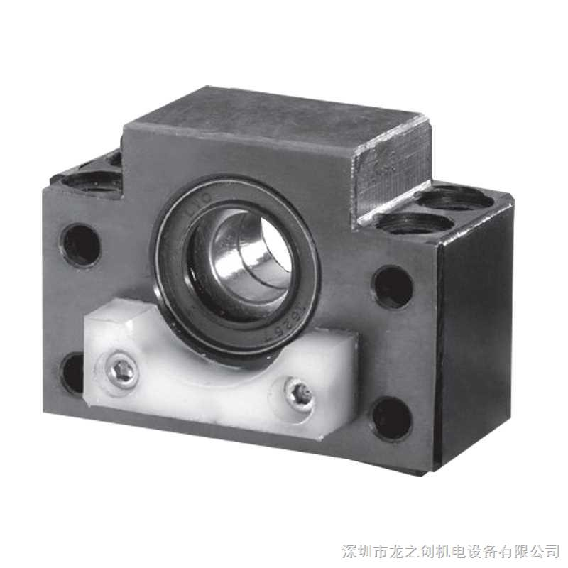 BK10/BK12/BK15支撑座THK/TBI/HSK滚珠丝杆支撑研磨级供应