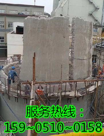 赣州烟囱拆除的价格与方案