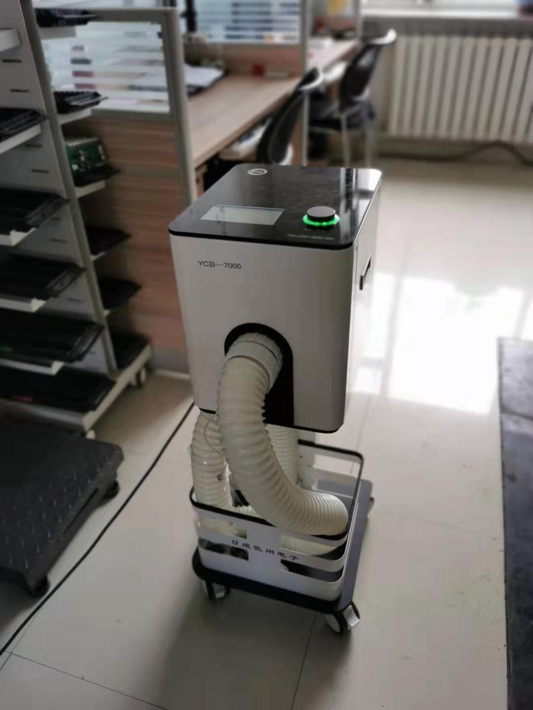 医用术中充气加温装置