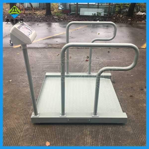 透析体重秤200kg,带串口的轮椅秤