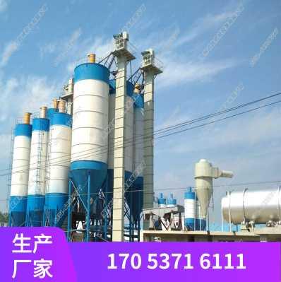 全自动干粉砂浆生产线屹成生产厂家联系方式