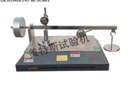 SL/T235-2012土工布厚度仪标准,土工布测厚仪型号