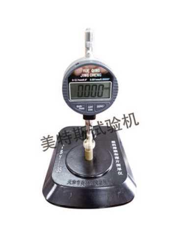 塑料薄膜和薄片测厚仪适用于塑料薄膜、薄片的厚度测试