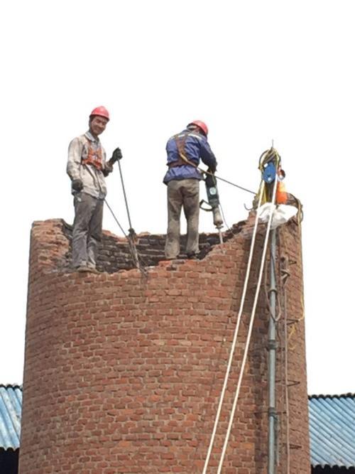 锅炉房烟囱拆除阿克苏公司欢迎您