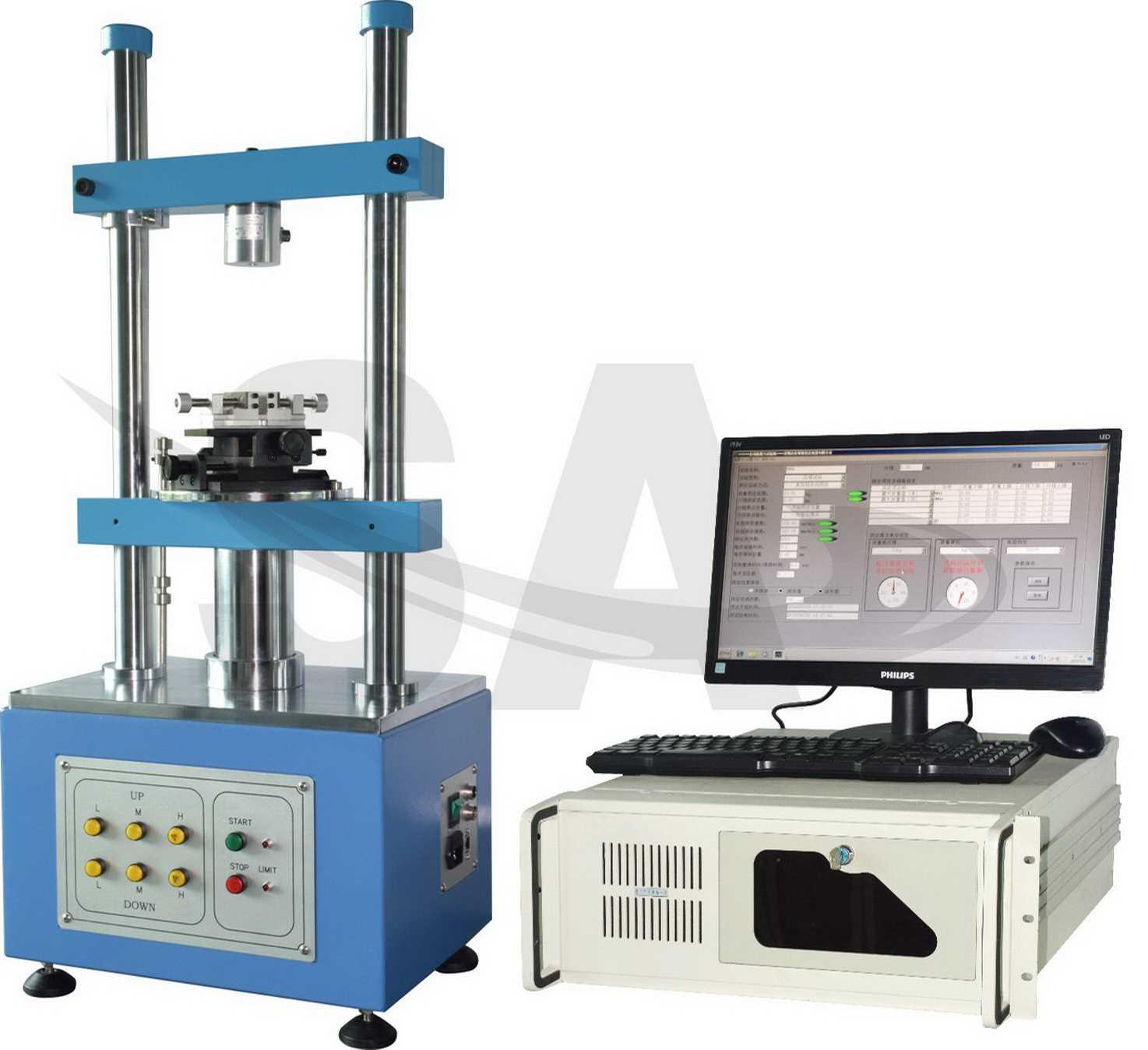 FPC插拔力试验机