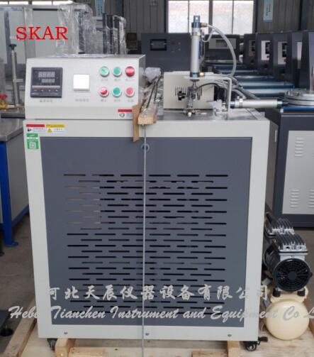 橡胶低温脆性试验仪-技术指标GB/T 15256多样法