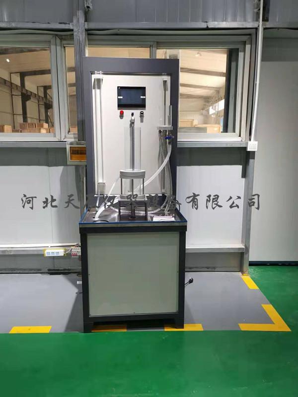 土工布透水性测定仪结构组成-恒水头法渗透仪