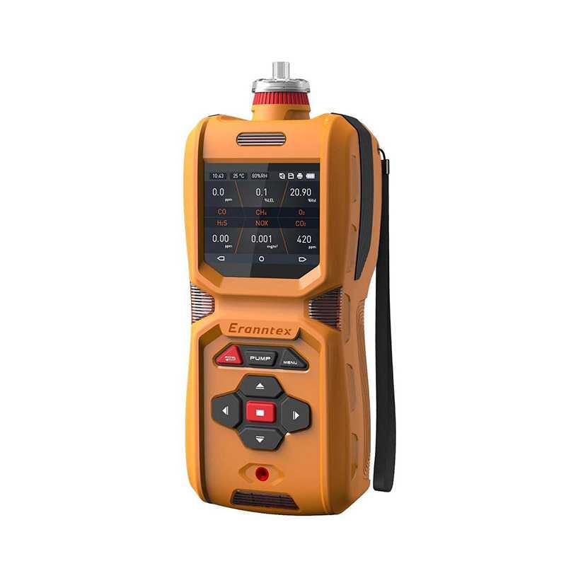 固定式四合一气体检测报警仪