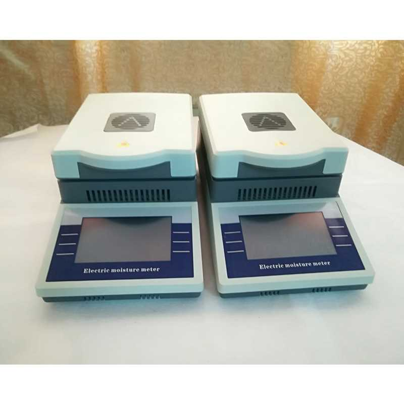 DHS-110-1水分快速测定仪  卤素快速水分仪