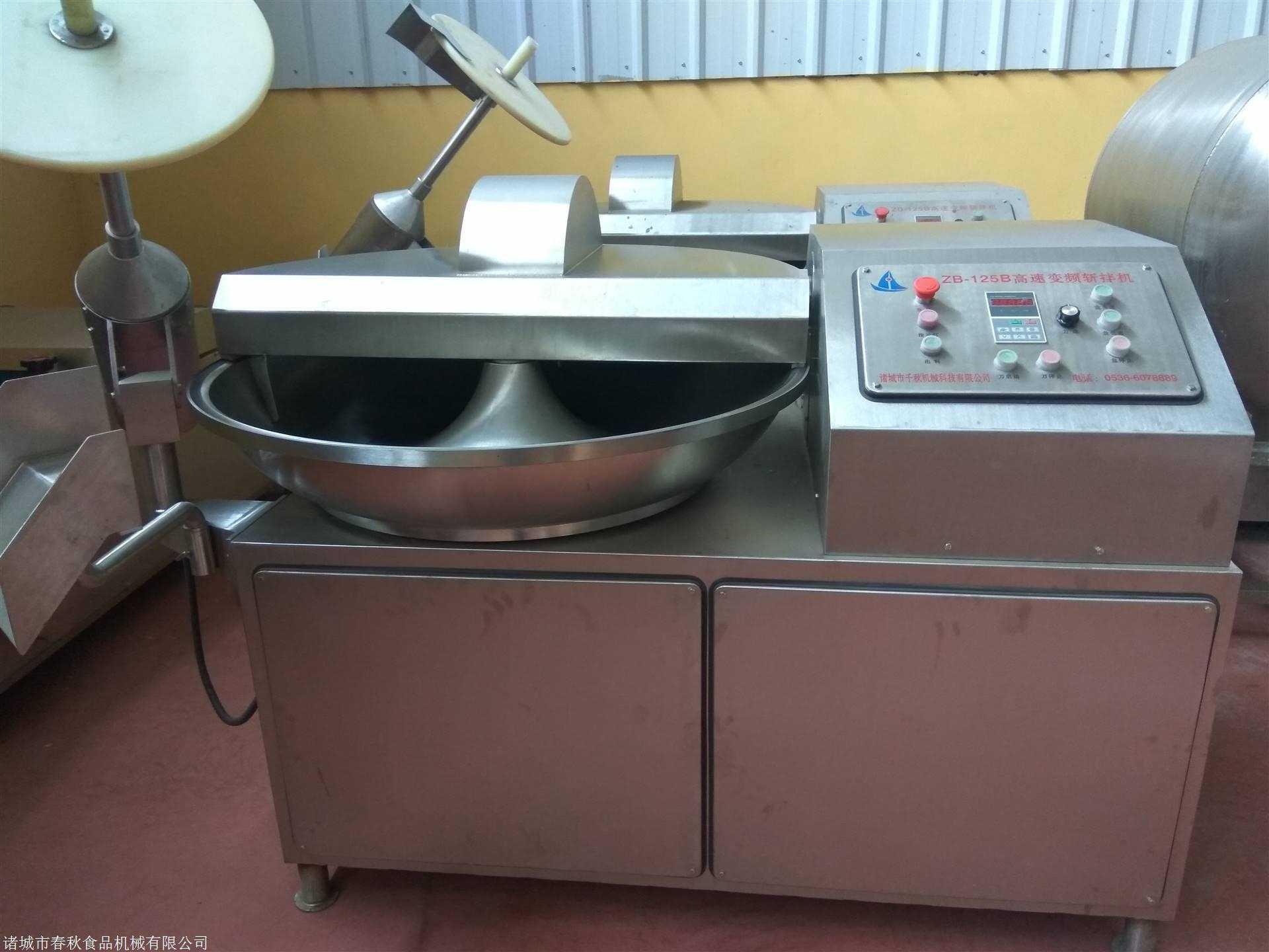 作为生产鱼豆腐的成品厂家具备那些设备机器/不想做鱼豆腐代理商想赚更大利润