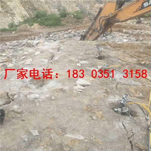 矿山采石劈裂棒厂家排名