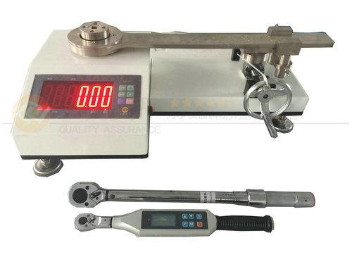 100牛米机械专用扭矩扳手检定仪生产厂家