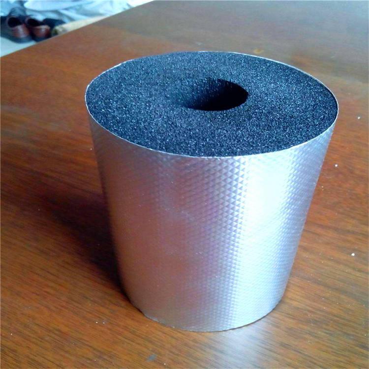 烟台市硬质防水橡塑板 防潮橡塑卷毡直销