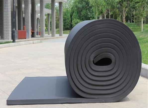 b1级阻燃橡塑板 防火橡塑卷毡漯河市批发