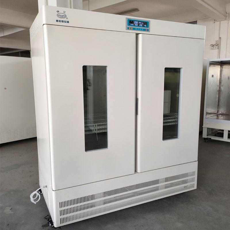 珠江牌种子发芽箱 LRH-600A大型生化培养箱 600L微生物培养箱