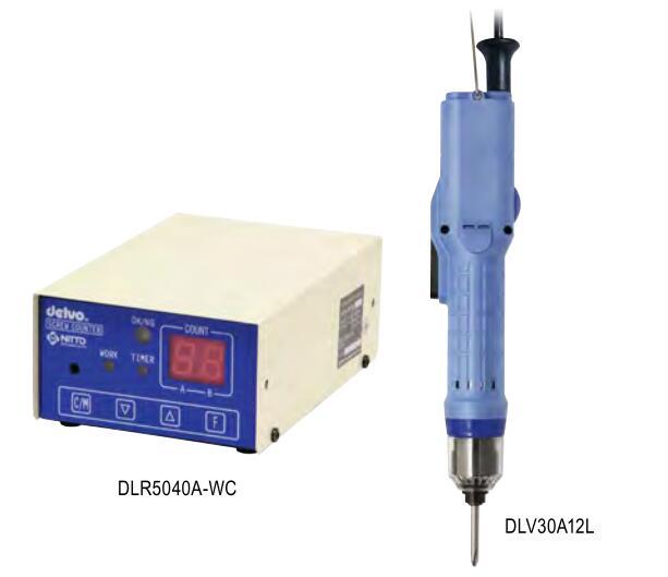DLR5040A-WC日本达威DELVO螺丝紧固计数器