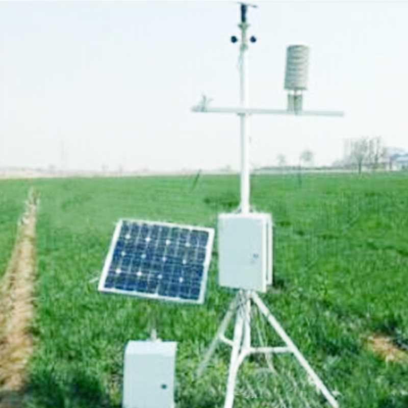 深圳厂家农业园林气象环境自动监测站