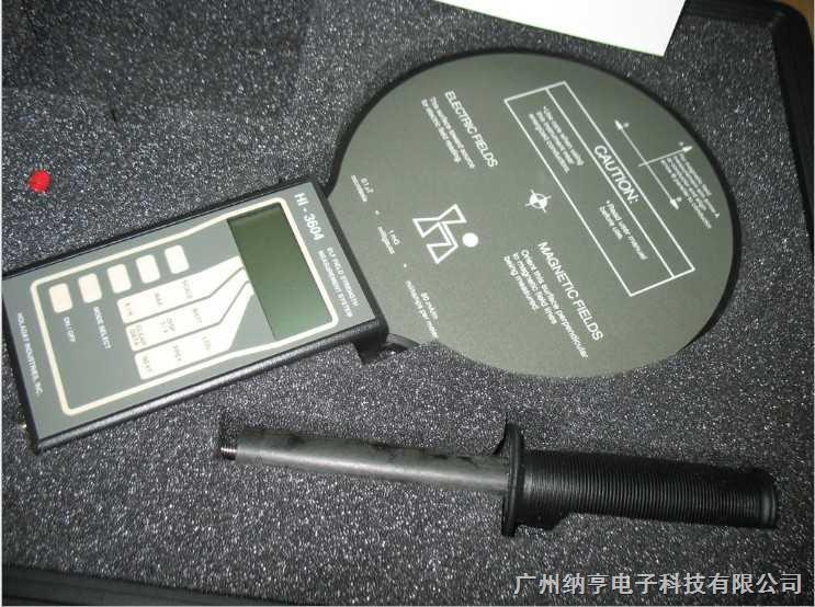 美国holiday HI-3604工频电磁场强度测试仪