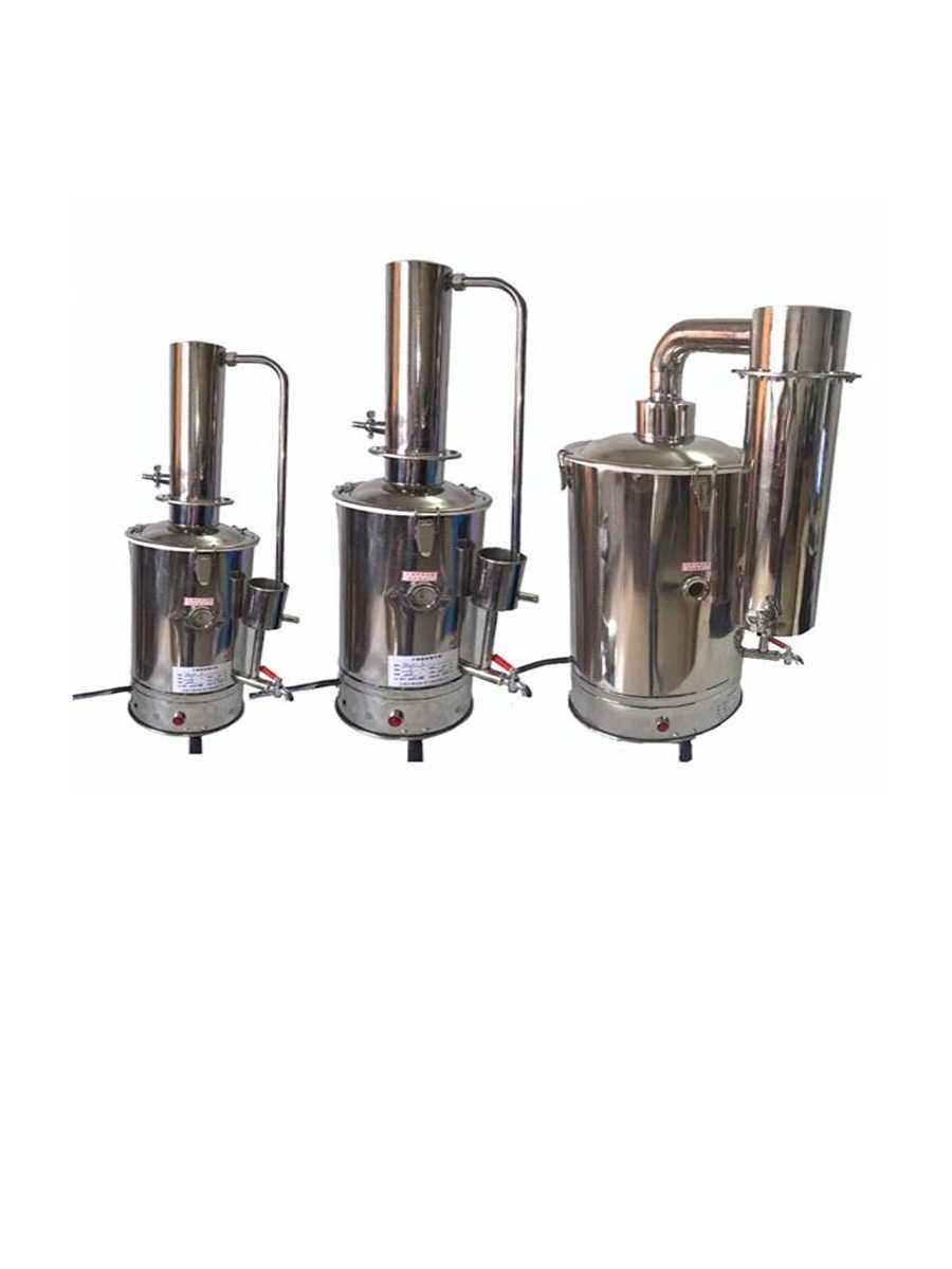 不锈钢电热蒸馏水器,实验室蒸馏水器,医药卫生蒸馏器
