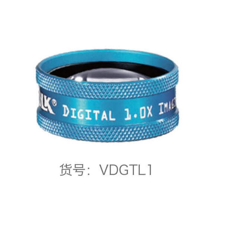 美��VOLK Digital 1.0X lmaging lens非接�|裂隙�糁苗R