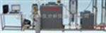 固体垃圾渗滤液反应实验装置