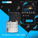 油漆溶剂油0.5-150ML/MIN微量椭圆齿轮流量计
