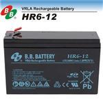 美美铅酸免维护蓄电池HR6-12