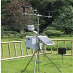 土壤墒情气象多参数监测系统多点土壤水分监测系统